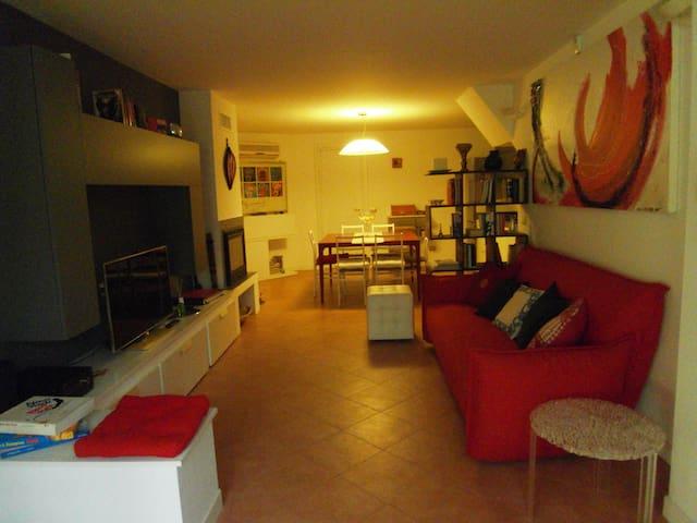 Appartamento in villino free wi-fi - Roma - Apartemen