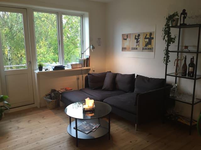 Charming apartment 7 mins away from central CPH - Kopenhagen - Appartement