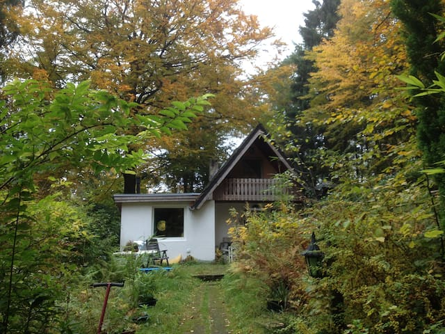 Waldhäuschen in Seevetal - Seevetal - Rumah