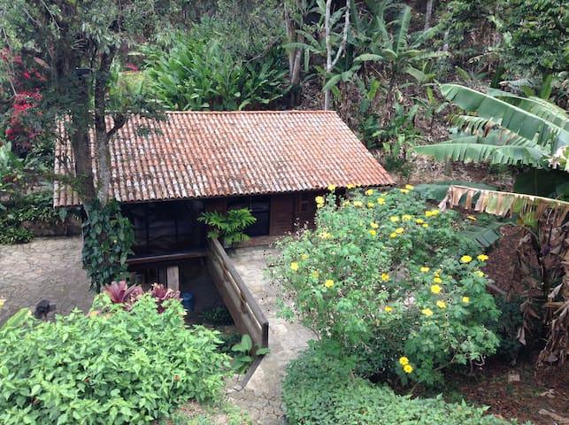 Casa de Madeira em Guaramiranga - Guaramiranga