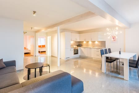 AIRSTAY Apartment 05 - Allschwil - Mobilyalı daire