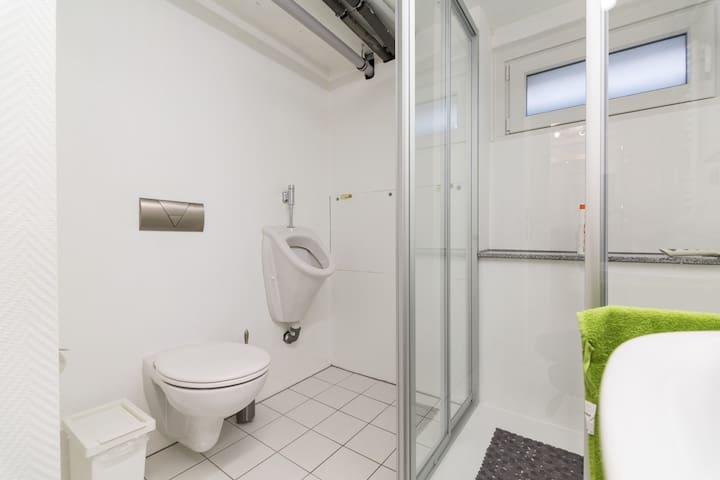 Bequemes Souterrain-Apartment RatingenTiefenbroich - Ratingen - Wohnung