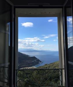 Maison de village entre mer et maquis - Barrettali