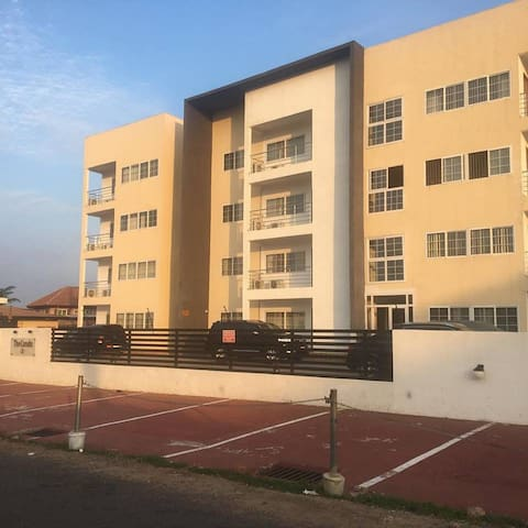 Furnished 3bedroom condominium at East Legon