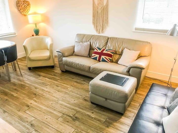 Fantastic flat in beautiful Saffron Walden!