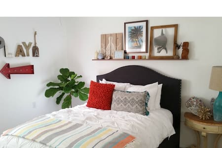 Clean Home with Fun Bedroom - Encinitas