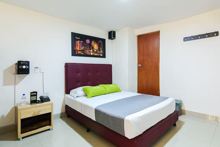 Ayenda 1247 Colombia Real, Double Room