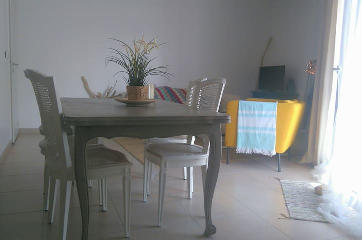 Charming and cozy apartment on Proce park - Nantes - Daire