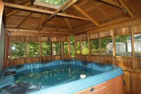 SPECIAL! $125/nt 2/24 - 3/31 Hot tub! - Wellston - 一軒家