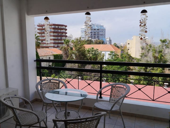 Juliana apartment with sea view