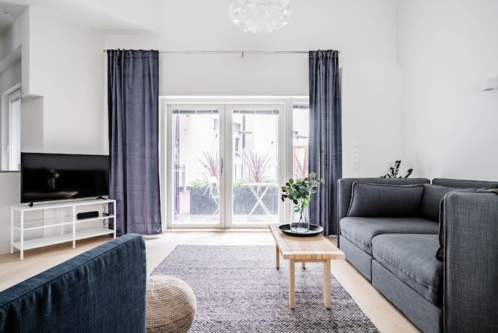 Top quality apartment in the heart of Helsinki