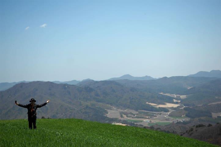 강릉바우길 직영 게스트하우스 (10인실 여자)#5