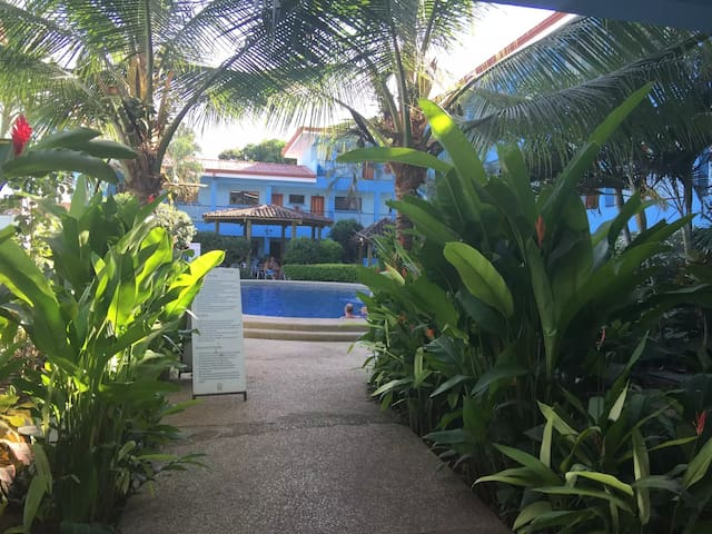 Marina Loft  beautiful Studio Coco beach big pool - Liberia - Haus