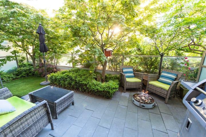 Falls Garden Suite