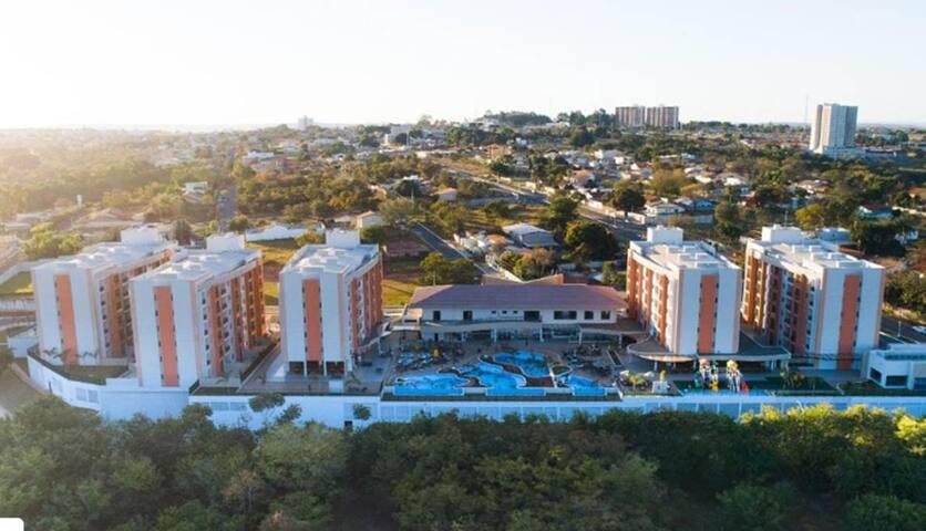 Resort Alta Vista - Apartamento de 2 quartos