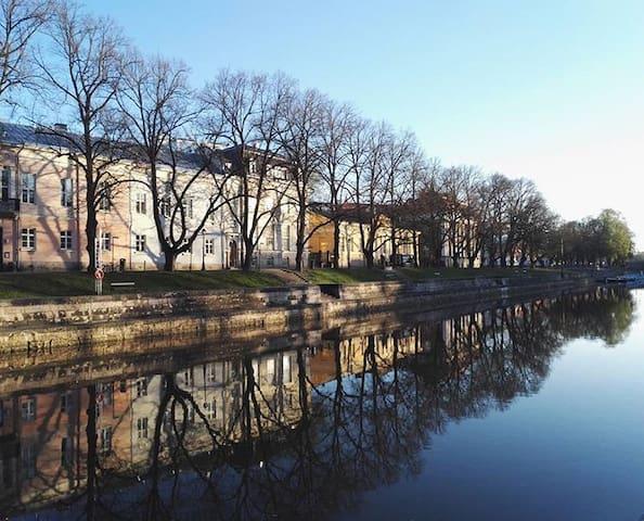Scandinavian living in the heart of Turku, 41m2 - Åbo - Lägenhet