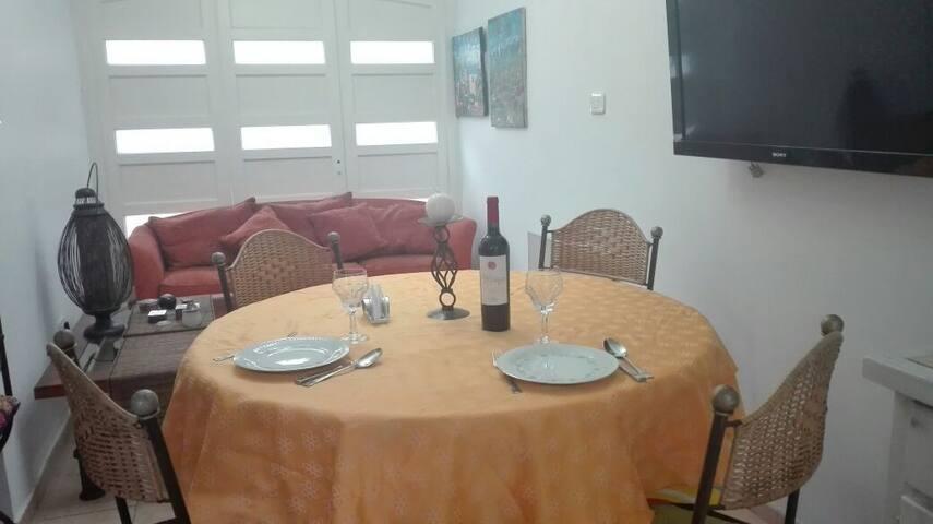 Habitación para una o dos personas en casa - Mendoza - Huis