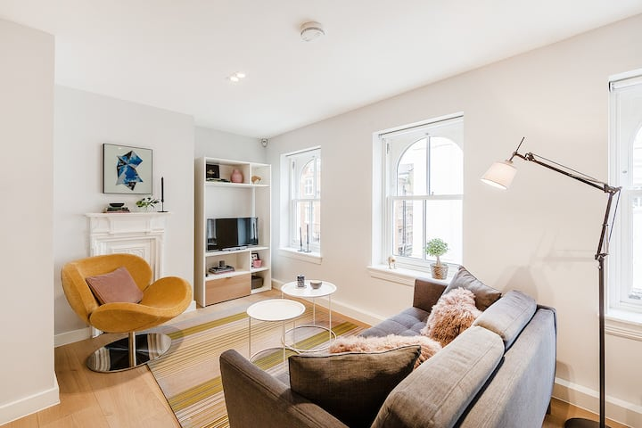 EXCEPTIONAL 1-BED APT IN COVENT GARDEN
