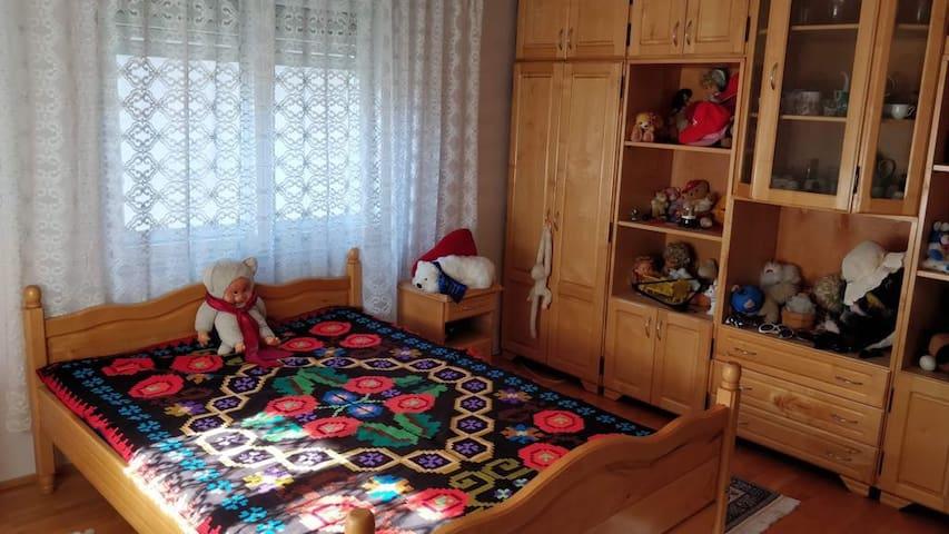O oaza de liniste in Alba Iulia - dormitor 3