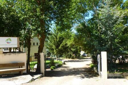 Mobil-Home grand confort montagne en Cerdagne