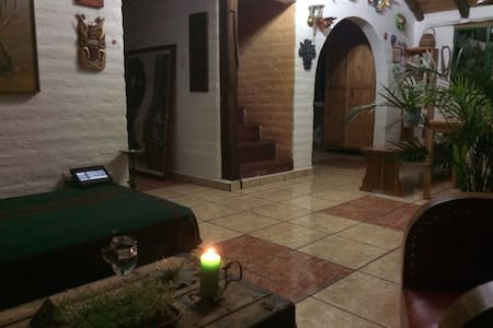 Habitación para una persona. - Quito - Casa