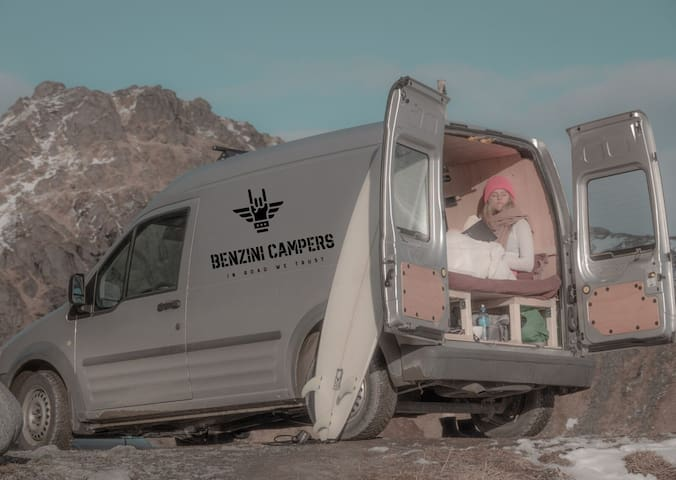 Fantastic  campervan close to Oslo