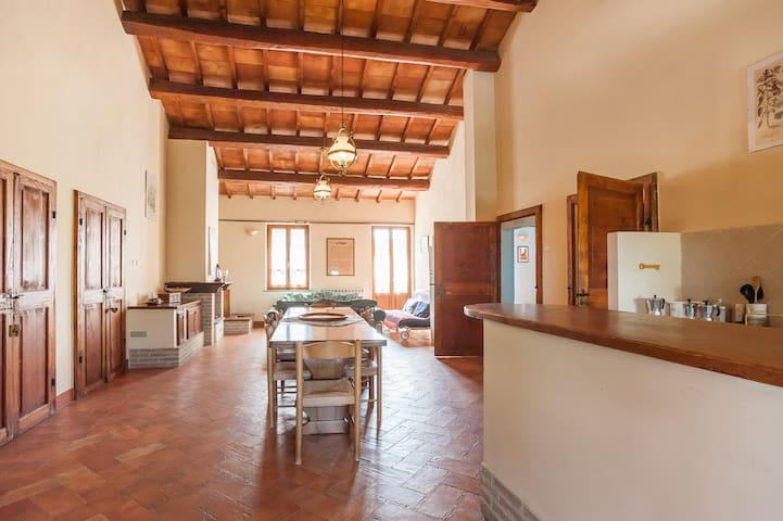 Main house in the countryside - Umbertide - Apartment