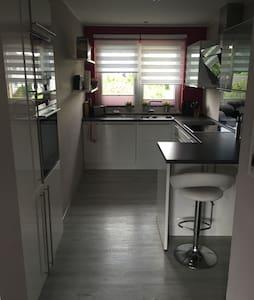 Moderne 3-Zimmer Wohnung - Wohnung