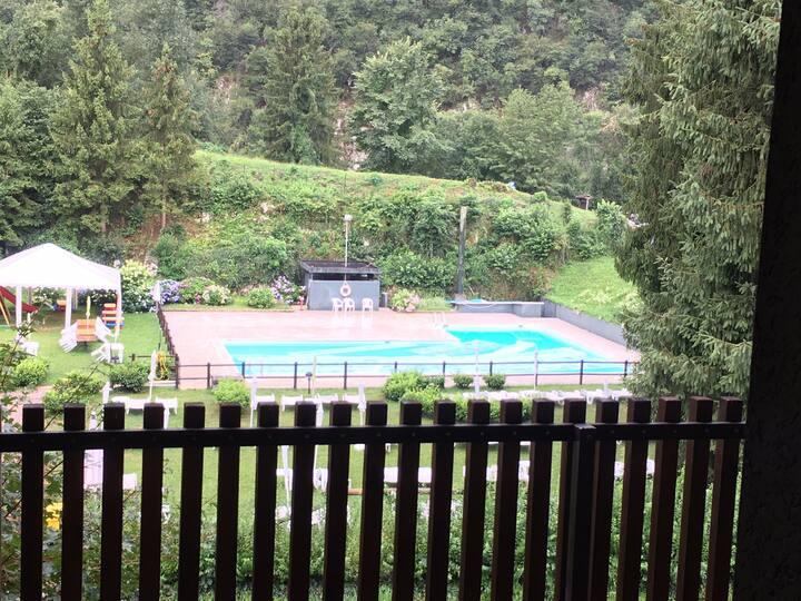 Casa vacanza in Val Brembana