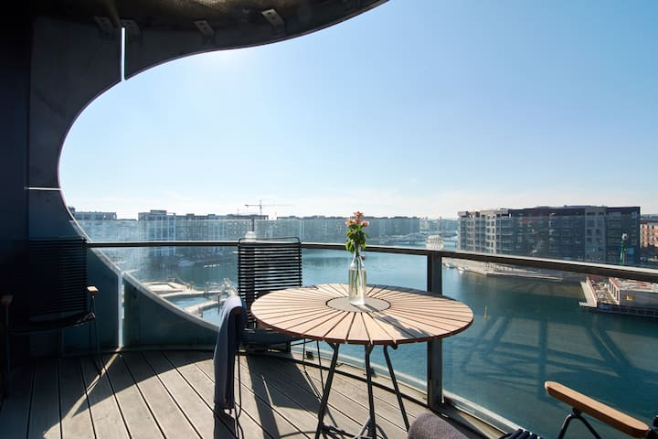 112 m2 Penthouse, Sea View and Privacy ...