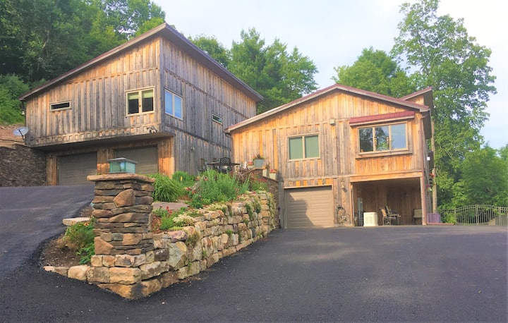 Wooded Getaway with a Great View Near Penn State