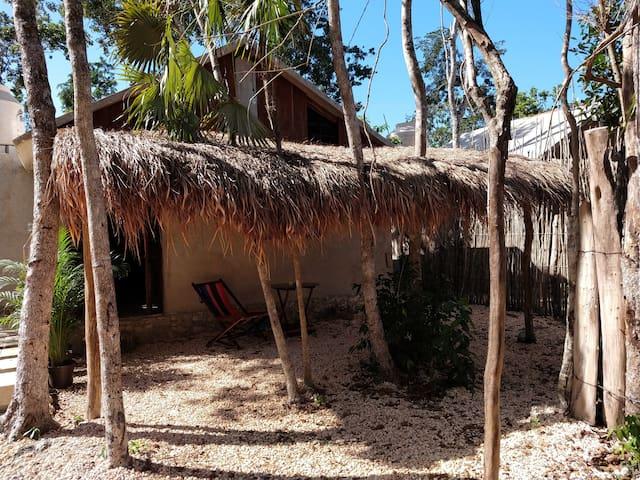 Cabaña Rústica 2