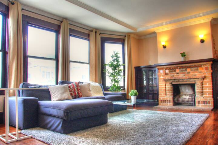1Bed/Ba in recently remodeled SF house - San Francisco - House