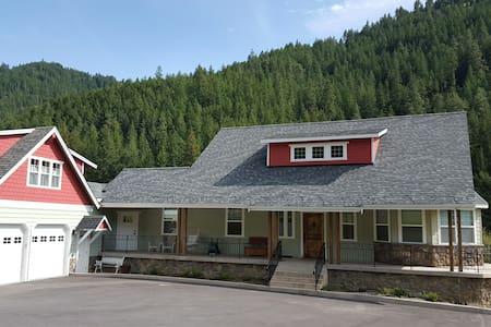 The Cabin at Eagle Creek - Leavenworth - Loft