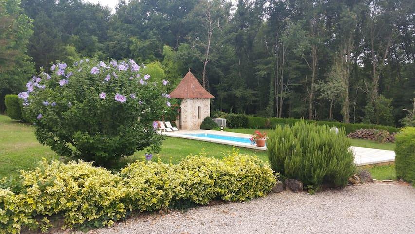 Maison aux Portes du Périgord Noir