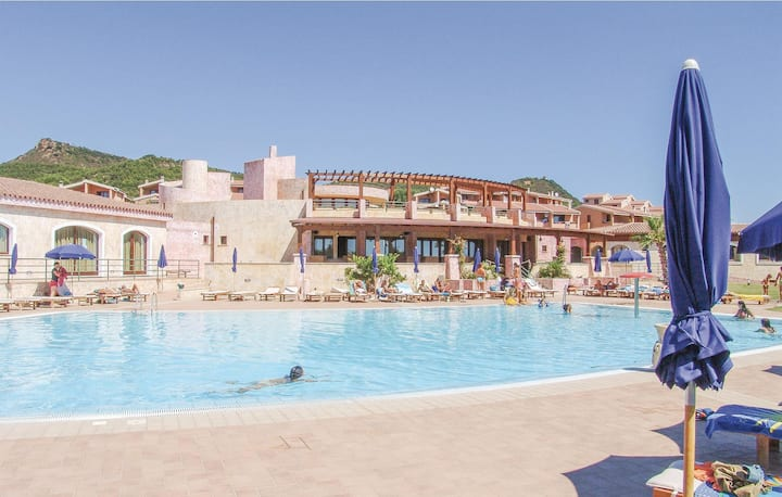 Holiday apartment with 1 bedroom on 45m² in Villaputzu CA