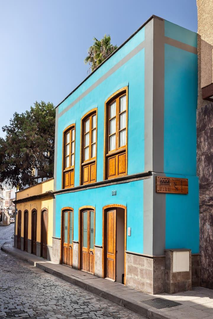 Alojamientos Necana/ Habitacion Vintag