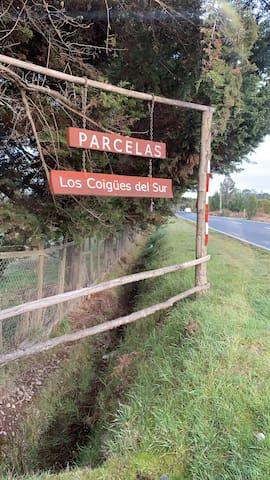 CASA CON PARCELA EN ARRIENDO