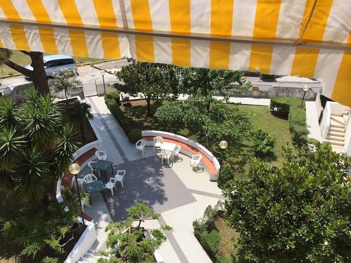 Appartamento San Nicola Arcella- Parco Miradino