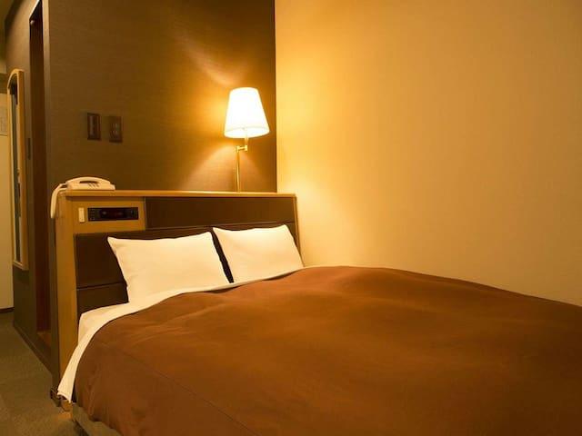 Semi-double/breakfast/Non-smoke/Bed width 140 cm