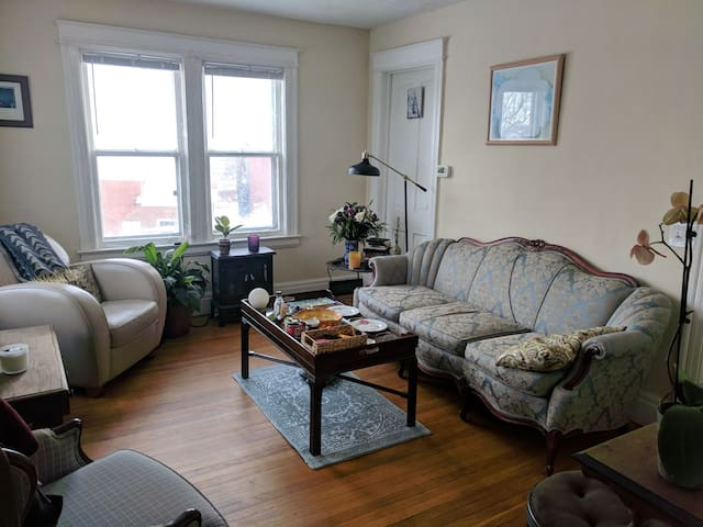 Bright & Cozy South Wedge Second Floor Walk-Up