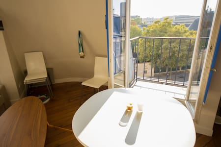 Beautiful apartment over the Luxembourg Garden - Paris - Apartment