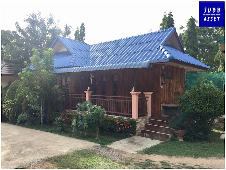 3 House in 1 Place for 15 Persons | Pranburi