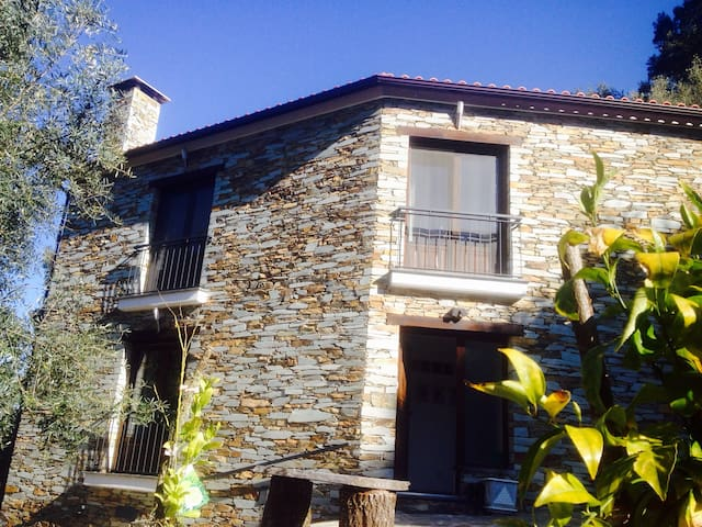 Gorgeous stone house, national park - Pardieiros
