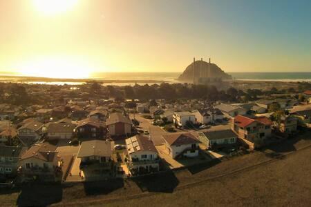 Morro Bay's Unique Hillcrest B&B - 獨棟
