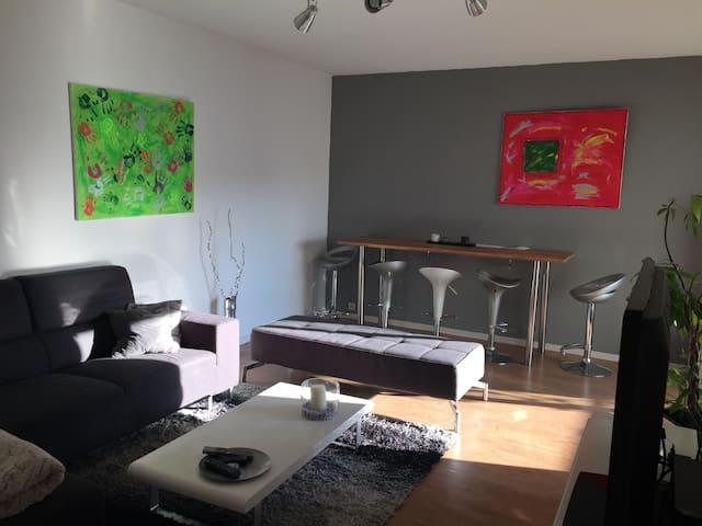 Chambre privée dans un apt quartier Saint-Louis - Bordeaux - Lejlighed