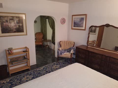 Private room 3, Organic goat Farm stay