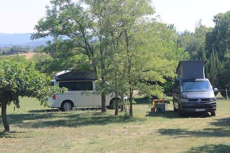camping Le Mas Neuf