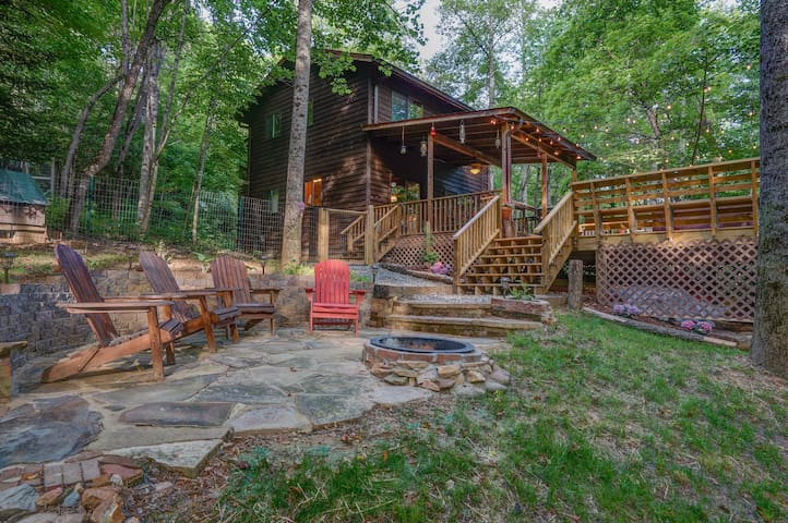 Blue Ridge Mountain Home (Pet and Family Friendly)
