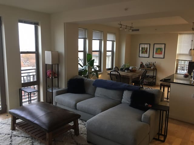 Large 3 Bedroom Apartment Near Metro Apartments For Rent